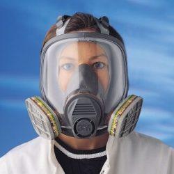 tam yüz gaz maskesi