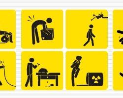 iş güvenliği malzemeleri
